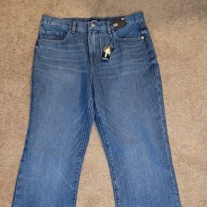 Express 90s Boot High Rise Jeans, Size 8R